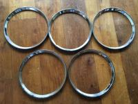 NOS Lemmerz 16 inch Beauty Rings