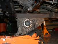Syncro front diff removal