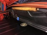 Fuel Tank Evaporative Emissions Refurbush