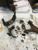 Cylinder 2 connecting rod failure