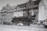 Essen during the 50ies