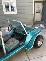 Flare fender Mexican Meyers Manx Resorter Clone