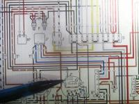 VW Type I Wiring Diagram I