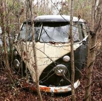 Abandoned and Neglected VW...