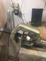 cv joint removal