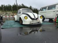1970 mid engine bug front air splitter