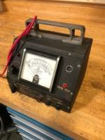 Vintage Merc-o-tronic condenser/coil tester