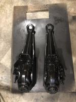 Rear trailing arms