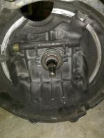 vanagon CVs on axle with damaged splines