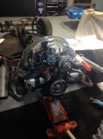 marks old engine