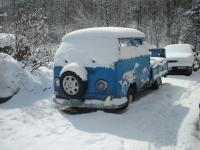 Hopefully the last snow