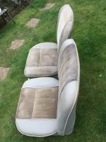 56-57 lowlight Karmann Ghia interior