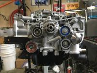 Subaru EJ25 Engine Build