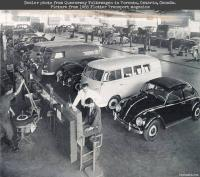 VW T1 dealer