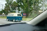 1966 Bus at Spring Bulli