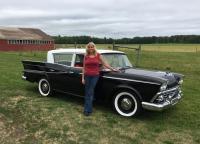 Amanda and 1959 Rambler