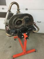 My buggy engine before detailing
