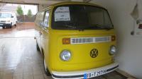 Panel bay-window postal van in Steinfurtb Germany for sale.