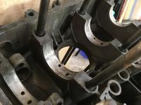 Crankcase Bearing Bores