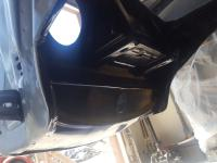 Painting underneath gloss black