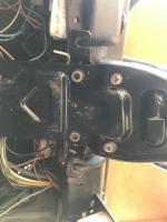 Turn signal and steering column