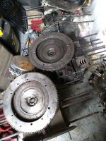 Eiche 64 parts pickup