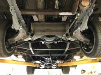 porsche powered mid-engine double cab