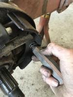 Brake Shoe Spring Mounting Tool