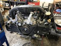 Subaru EJ25 for VANARU conversion
