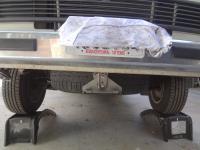 Oversize spare rack