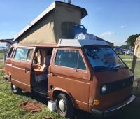 1983 VW Vanagon Westfalia
