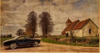 My '58 Karmann Ghia Coupe
