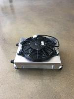 CBR duel pass oil cooler