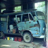 bus in 1981