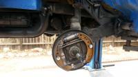 Rear 181 Brake