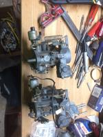 VW Thing carburetors 181.129.027K vs 181.129.027L