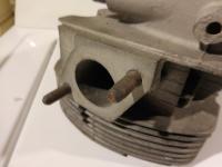 311 101 375 G dual port cylinder head