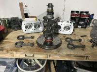 40HP 1200 Rebuild