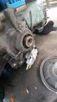 replacing oil pump