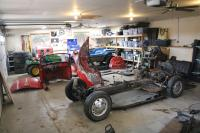 1968 Convertible project goes sideways