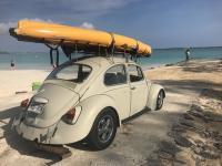 Beach cruising my 69.