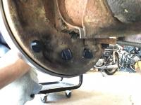1974 Super Beetle Rear Drum Brake Rebuild