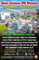 Great Canadian VW Weekend 2018