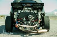 57 oval engine