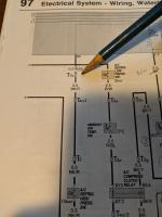 Radiator fan diagrams and harnesses