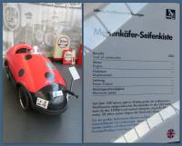 """Bug"" Soapbox racer at the Stiftung AutoMuseum Volkswagen in Wolfsburg, Germany"