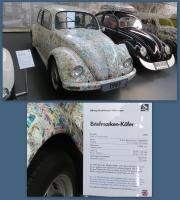 "1983 ""Postage Stamp"" bug at the Stiftung AutoMuseum Volkswagen in Wolfsburg, Germany"