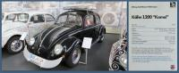 "1953 ""Kamei"" Bug at the Stiftung AutoMuseum Volkswagen in Wolfsburg, Germany"
