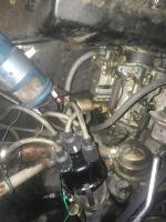 Fuel filter problem