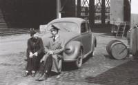 Wartime KdF-Wagen photo